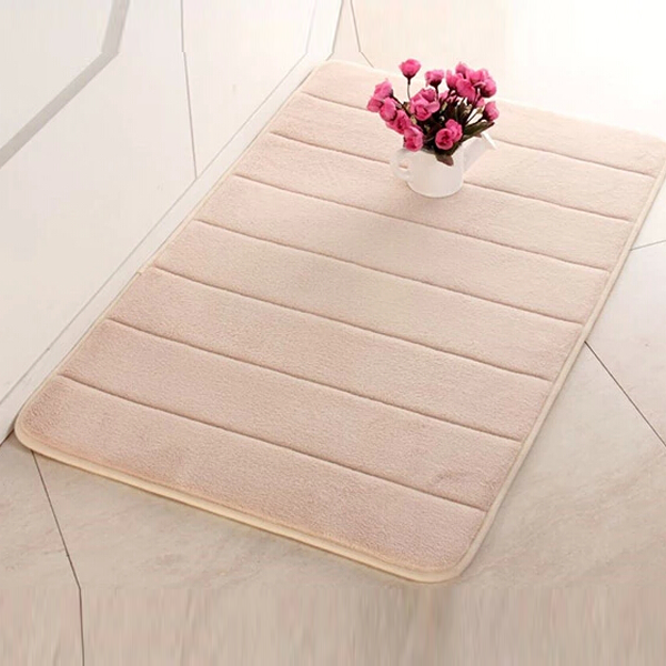 Memory Foam Bath Mat - BoardwalkBuy - 1