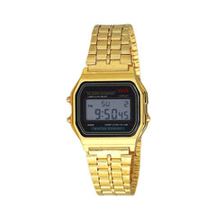 Metal Band Electronic Watch - BoardwalkBuy - 2