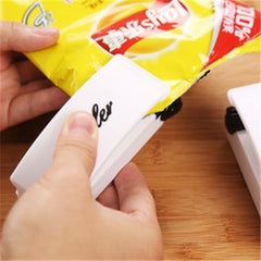 Mini Handy Instant Plastic Bags Sealer - BoardwalkBuy - 4