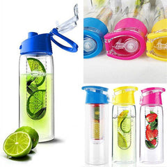 Fruit Infuser Water Bottle - BoardwalkBuy - 1