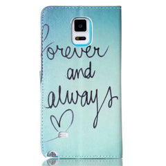 Forever Stand Leather Case For Samsung note4 - BoardwalkBuy - 4