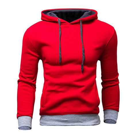 Men's Hooded Pullover