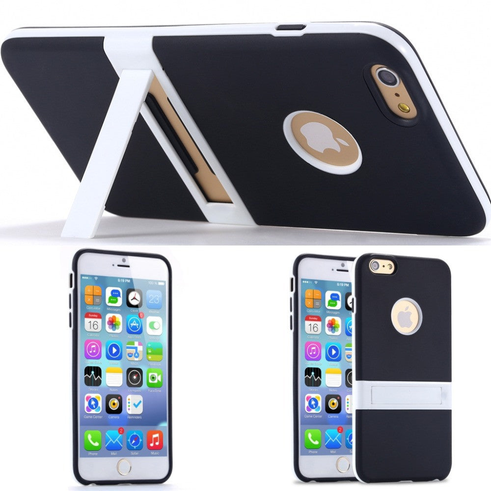 Hybrid Stand Case for iPhone 6 Plus - BoardwalkBuy - 1