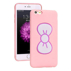 Bowknot Stand TPU Case for iPhone 6 Plus - BoardwalkBuy - 3