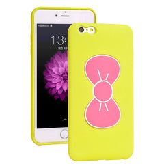 Bowknot Stand TPU Case for iPhone 6 Plus - BoardwalkBuy - 4