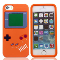 gameboy silicone case For iPhone 5 5S - BoardwalkBuy - 6