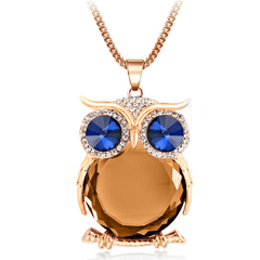 Trendy Owl Necklace - BoardwalkBuy - 3