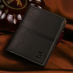 PU Leather Short Style Men Wallets - BoardwalkBuy - 14