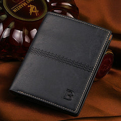 PU Leather Short Style Men Wallets - BoardwalkBuy - 16