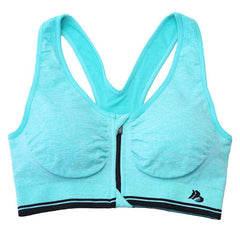 Zip-Up Sports Bra - BoardwalkBuy - 6