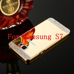 Bling Mirror Case For Samsung Galaxy S6 /S6 Edge /S7 /S7 Edge - BoardwalkBuy - 10