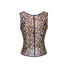Leopard Vest Trainer - BoardwalkBuy - 4