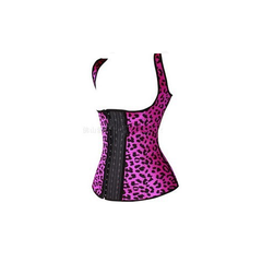 Leopard Vest Trainer - BoardwalkBuy - 2