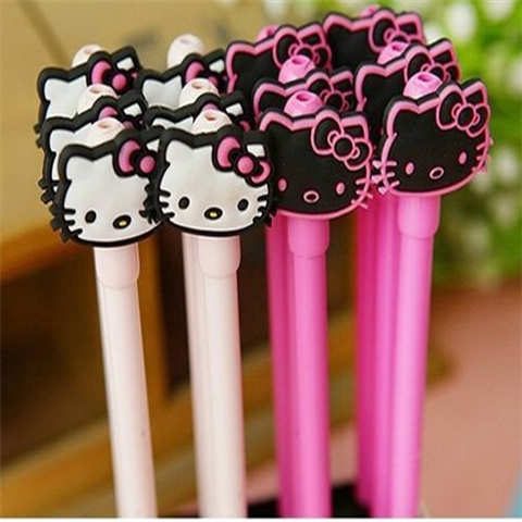Hello Kitty Cat Gel Ink Pen