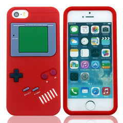 gameboy silicone case For iPhone 5 5S - BoardwalkBuy - 10