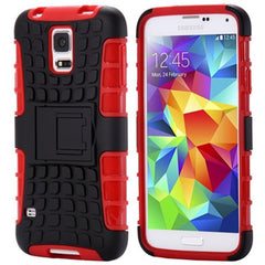 Hybrid Armor Case for Samsung S5 I9600 - BoardwalkBuy - 2