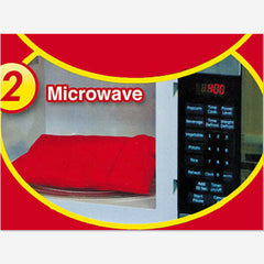 Red Microwave Cooking Potato Bag - BoardwalkBuy - 3