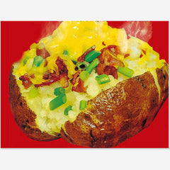 Red Microwave Cooking Potato Bag - BoardwalkBuy - 6