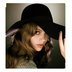 Retro Imitation Wool Casual Hat - BoardwalkBuy - 3