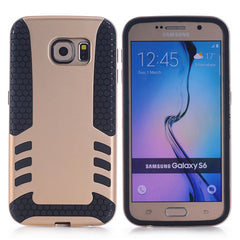 PC Silicone Hybrid Case for Samsung S6 - BoardwalkBuy - 3