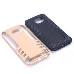 PC Silicone Hybrid Case for Samsung S6 - BoardwalkBuy - 4