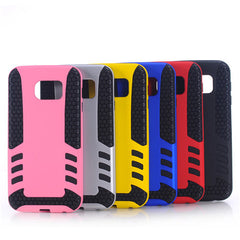 PC Silicone Hybrid Case for Samsung S6 - BoardwalkBuy - 1