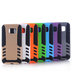 PC Silicone Hybrid Case for Samsung S6 - BoardwalkBuy - 2