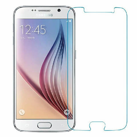 Tempered glass screen cover protector for Samsung Galaxy S6 - BoardwalkBuy