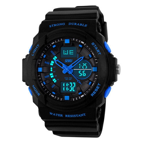 SKMEI 0955 Men Sports Watch - BoardwalkBuy - 1