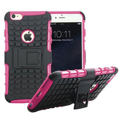 Anti-Shock Armor Hybrid Stand Case for iPhone 6 - BoardwalkBuy - 8