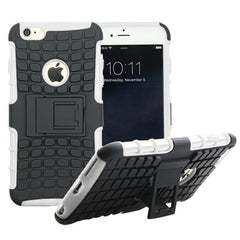 Anti-Shock Armor Hybrid Stand Case for iPhone 6 - BoardwalkBuy - 4