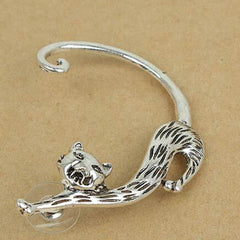 Sassy Cat Earring - BoardwalkBuy - 3