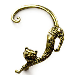 Sassy Cat Earring - BoardwalkBuy - 2