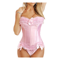 Sexy Low-cut Laced Waist Trainer - BoardwalkBuy - 2