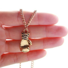 Boxing Glove Necklace - BoardwalkBuy - 5
