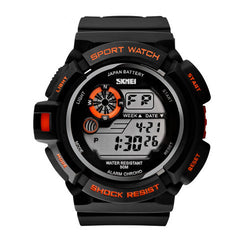 Skmei 0939 LED Digital Watch - BoardwalkBuy - 2