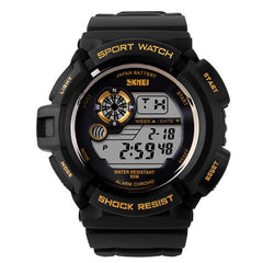 Skmei 0939 LED Digital Watch - BoardwalkBuy - 7