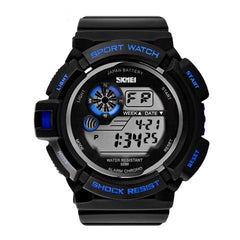 Skmei 0939 LED Digital Watch - BoardwalkBuy - 1