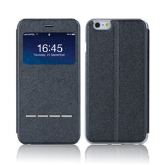 Window View Flip Case for iPhone 6 Plus - BoardwalkBuy - 2
