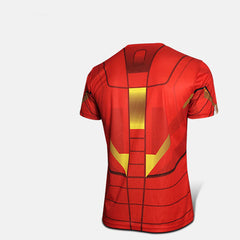 Superhero Fitness Tee - BoardwalkBuy - 17