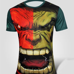 Superhero Fitness Tee - BoardwalkBuy - 12