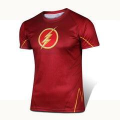 Superhero Fitness Tee - BoardwalkBuy - 10
