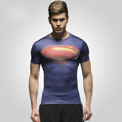 Superman Compression T-Shirt - BoardwalkBuy - 2