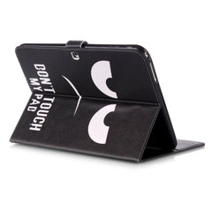 No Touch Leather Case for Samsung T530 - BoardwalkBuy - 3