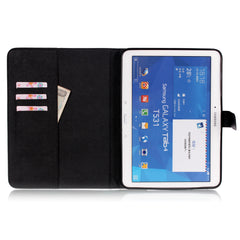 No Touch Leather Case for Samsung T530 - BoardwalkBuy - 2