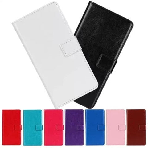 Side Flip Leather Case for Google Nexus 5 - BoardwalkBuy - 1