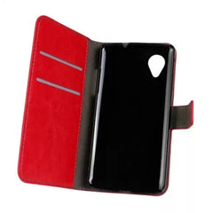 Side Flip Leather Case for Google Nexus 5 - BoardwalkBuy - 4