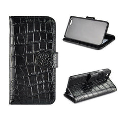 iPhone 6 4.7 Crocodile Leather Wallet Case - BoardwalkBuy - 4