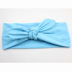 Winter Cotton Ear Turban Clothing Girls Headband - BoardwalkBuy - 14