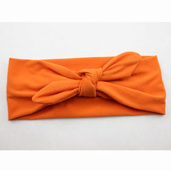 Winter Cotton Ear Turban Clothing Girls Headband - BoardwalkBuy - 4